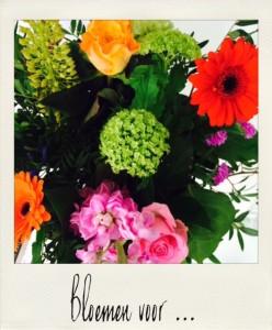 Bloemen voor